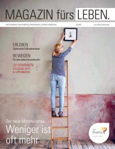 Magazin fürs Leben Ausgabe 2 2020
