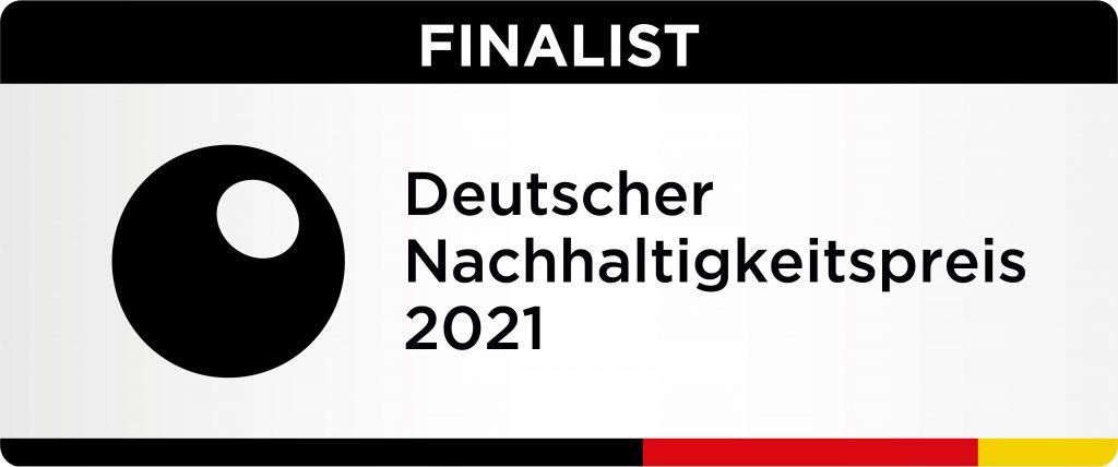 Die BKK ProVita stand im Finale um den Deutschen Nachhaltigkeitspreis 2021.